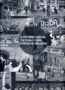 Alain Arias - Misson: The Public Poem Extension Program